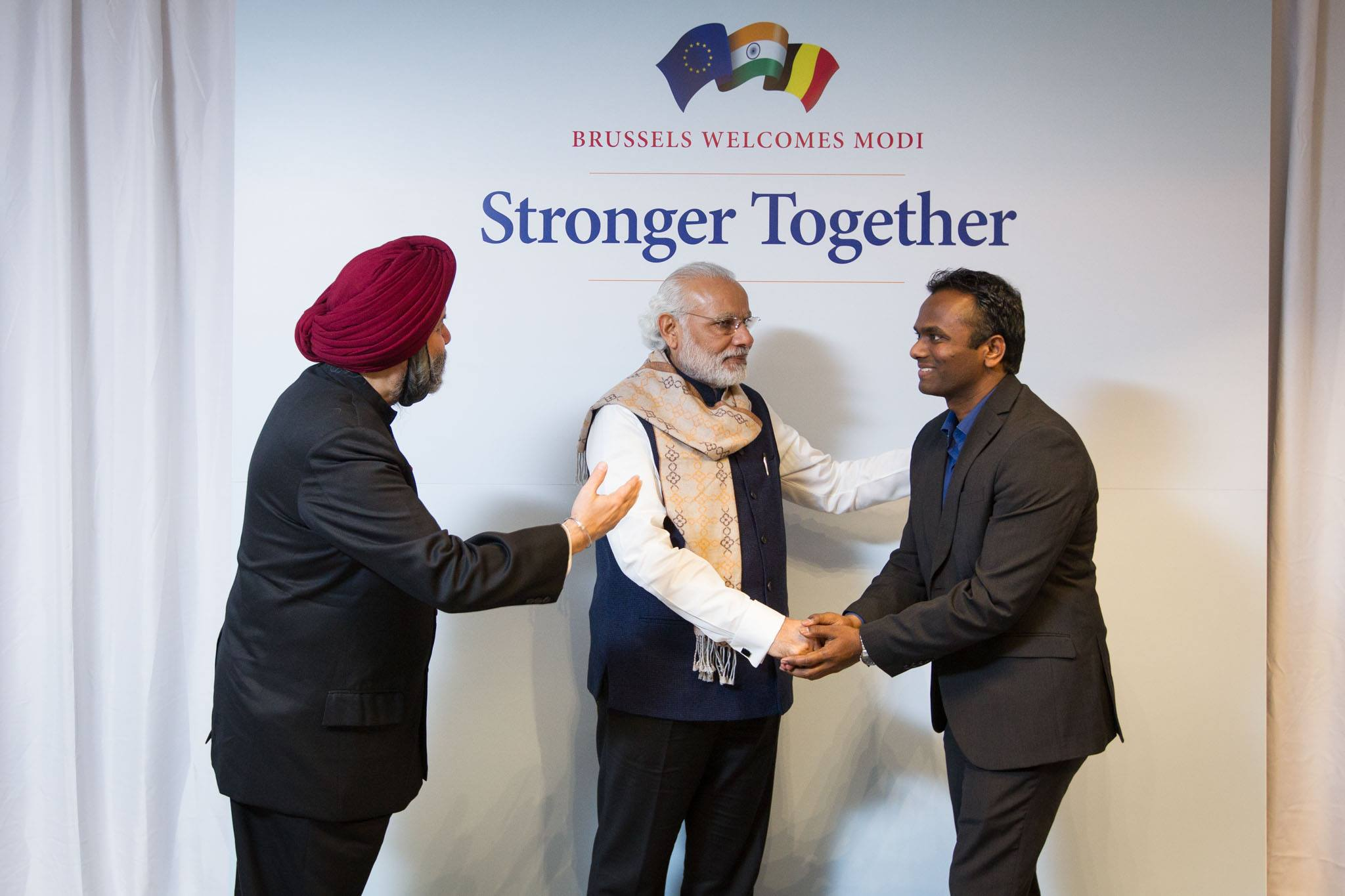 Meeting PM Narendra Modi as the CEO of INCO is one of the high points of my life: Sriman Narayana
